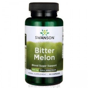 Full Spectrum Bitter Melon 500mg 60kaps - suplement diety