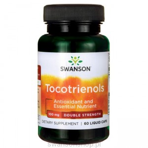 Tokotrienole forte 100mg 60k - suplement diety