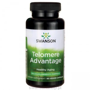 Telomere Advantage 60vkaps - suplement diety