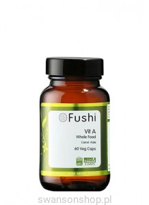 Fushi Whole Food Vitamin A – naturalna witamina A