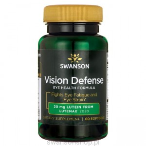 Vision Defense 60 kaps - suplement diety