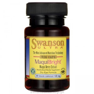 MaquiBright 60mg 30 vkaps