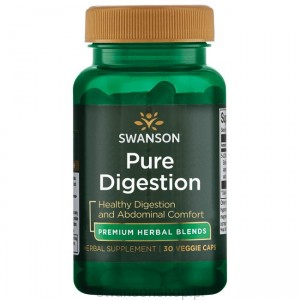 Pure Digestion 30 vcaps