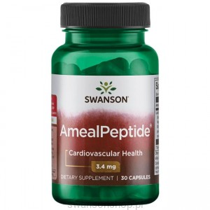 AmealPeptide 3,4mg 30 kaps - suplement diety