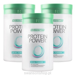 LR LIFETAKT Protein Power Trójpak