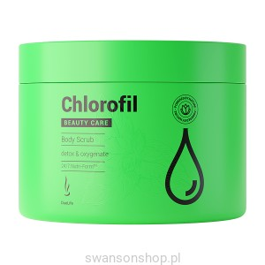 DuoLife Beauty Care Chlorofil Body Scrub 200 ml