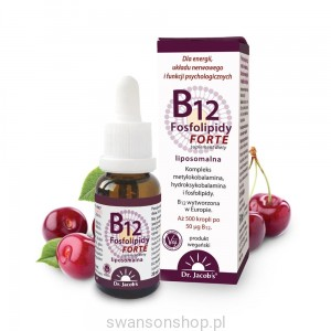 B12 Fosfolipidy FORTE 20 ml