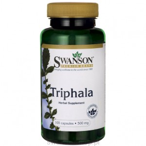 Triphala - suplement diety