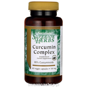Curcumin complex 700mg 60vcaps - suplement diety