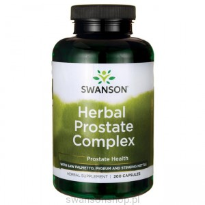 Herbal Prostate Complex 200 kaps - suplement diety