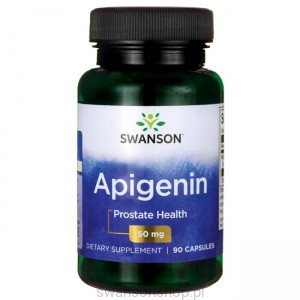 Apigenin 50mg 90kaps - suplement diety