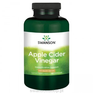Apple Cider Vinegar 625mg - suplement diety