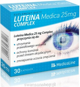Medicaline Luteina Medica 25 mg Complex