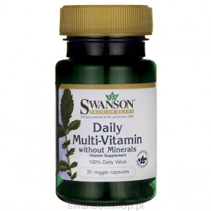 Daily Multi-Vitamin 30kaps - suplement diety
