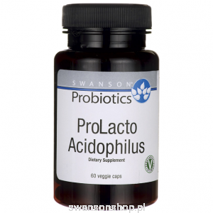 Probiotic Prolacto Acidophilus - suplement diety