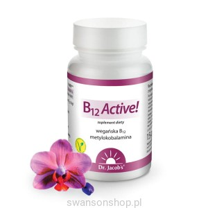 Dr. Jacob`s B12 Active! 60 tab